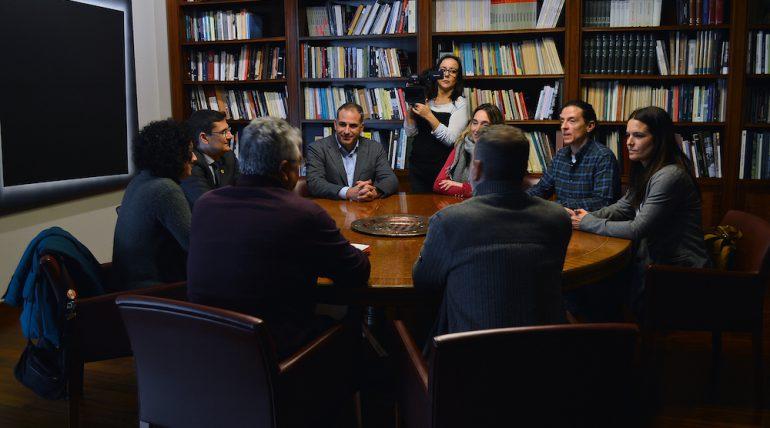 UPV i Ajuntament renoven la seua confiança amb la Càteda de Govern Obert dirigida en ETSINF