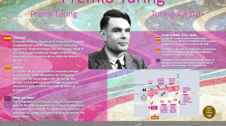 Los Turing en la ETSINF