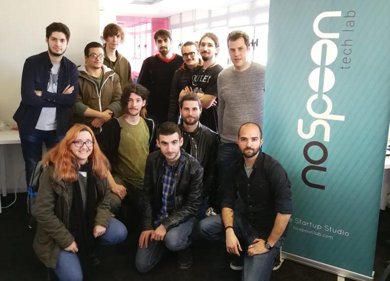 Charla-visita en empresas dedicadas al desarrollo de videojuegos