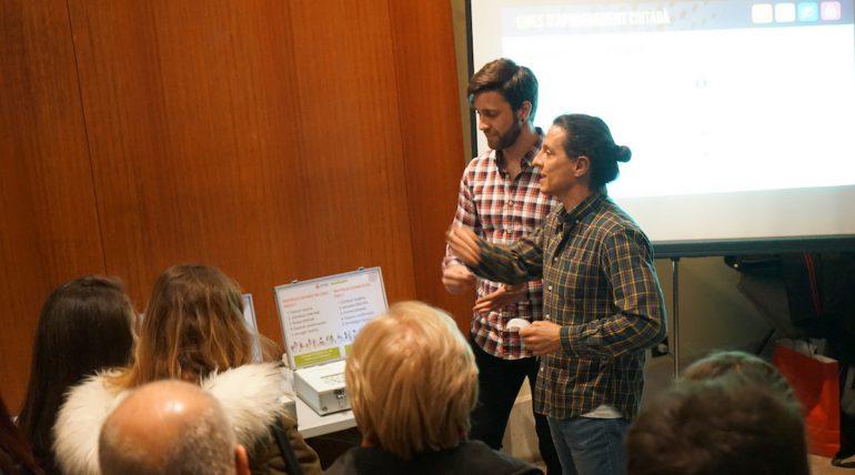 (Español) La Càtedra Govern Obert muestra las herramientas para el empoderamiento ciudadano