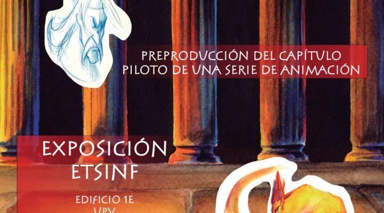 Ilustraciones de Christine Domínguez en noviembre en espai.inf #animación