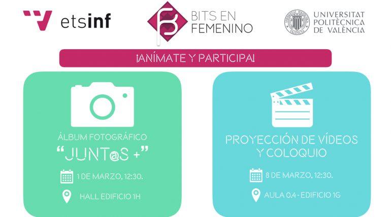 (Español) #BitsenFemenino en marzo en #ETSINF