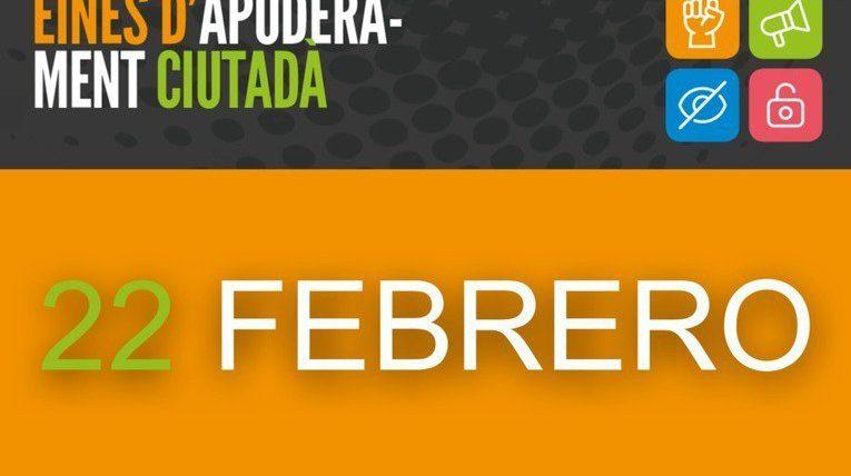 La Cátedra GO presenta un informe sobre iniciativas ciudadanas de gestión de datos en el Palau de Cervelló