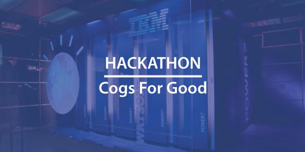 Hackathon COGS FOR GOOD en ETSINF UPV