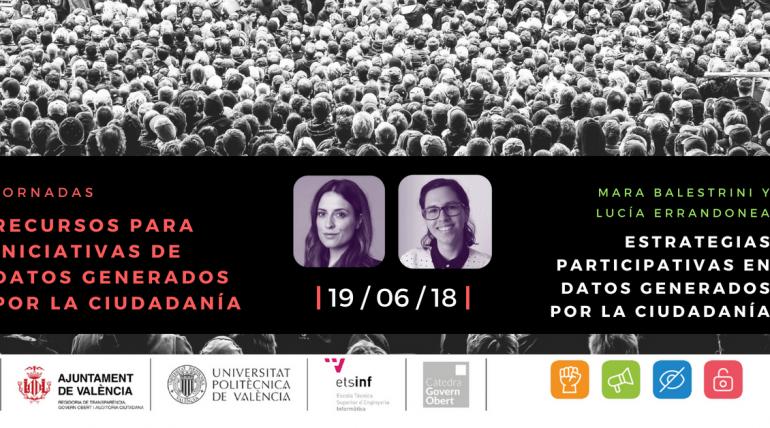 Talleres: Datos abiertos generados por la ciudadanía para la transformación social