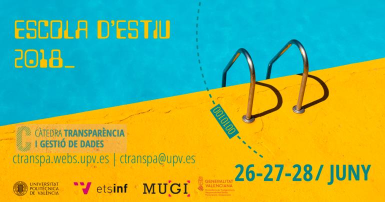Jornadas del III Curso de verano en la UPV: Datos abiertos en el contexto social