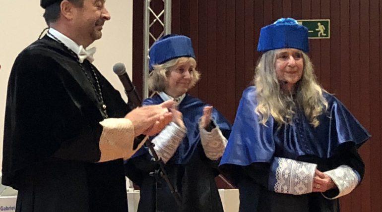 (Español) La directora de ETSINF presente en el plenario de CODDII y en la investidura Doctora Honoris Causa de Margaret Hamilton