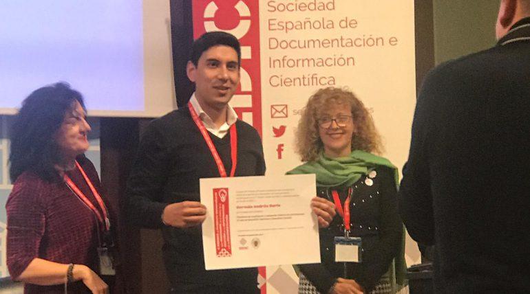 Los TFM de dos alumnos de MUGI galardonados por Transparencia y por SEDIC