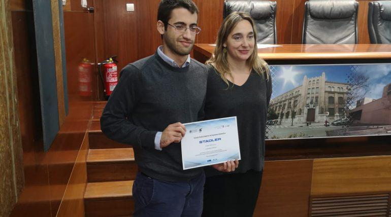 Entrega de premios TFM Cátedra Stadler