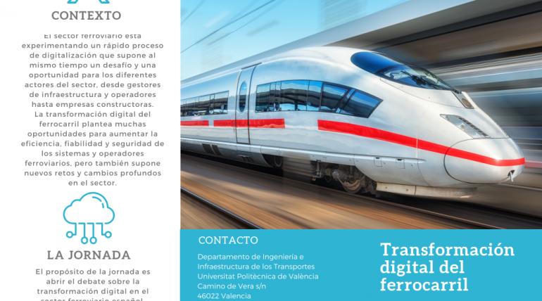 Ciencia de datos aplicada a la transformación digital del ferrocarril