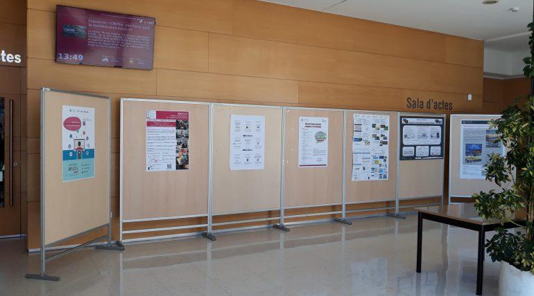 Tota la informació de postgrau d'Escola i Departaments en la setmana de Màsters