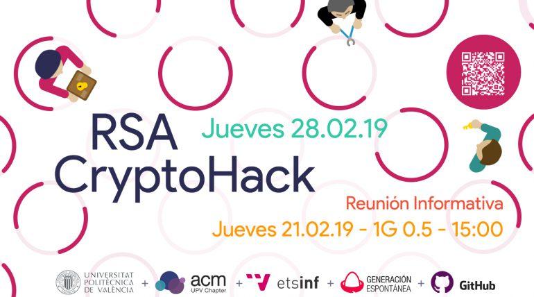 ACM RSA CryptoHack – 3a Edició