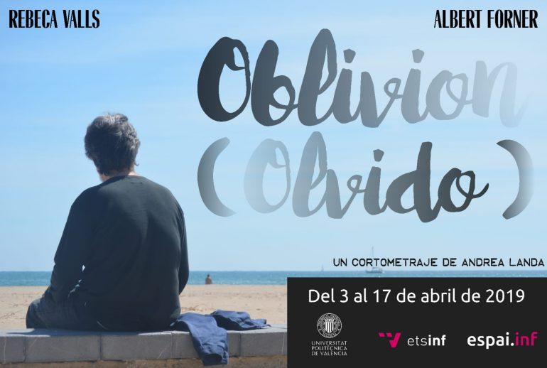 Andrea Landa nos presenta el cortometraje Olvido en espai.inf