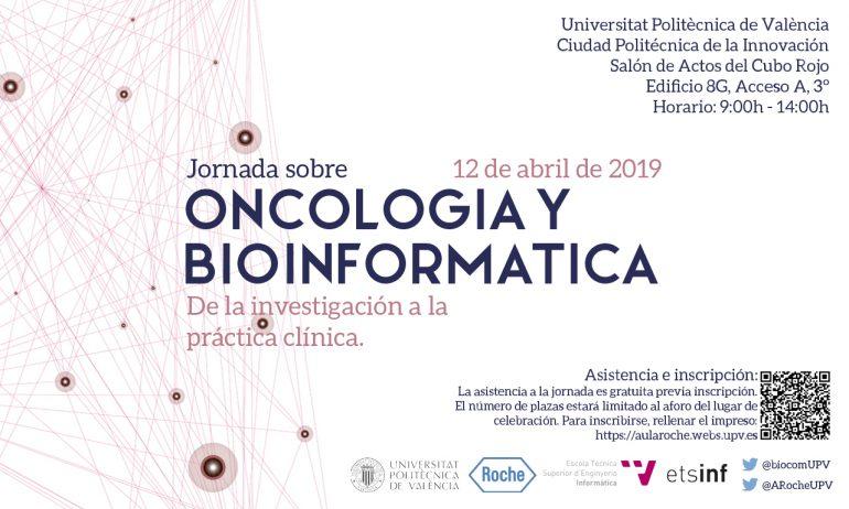 "Aula Roche-UPV Jornada ""Oncologia i Bioinformática"""