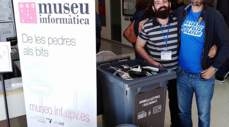 Balance de Retrópolis 2019 que bate récords de asistencia, recogida de alimentos y reciclaje