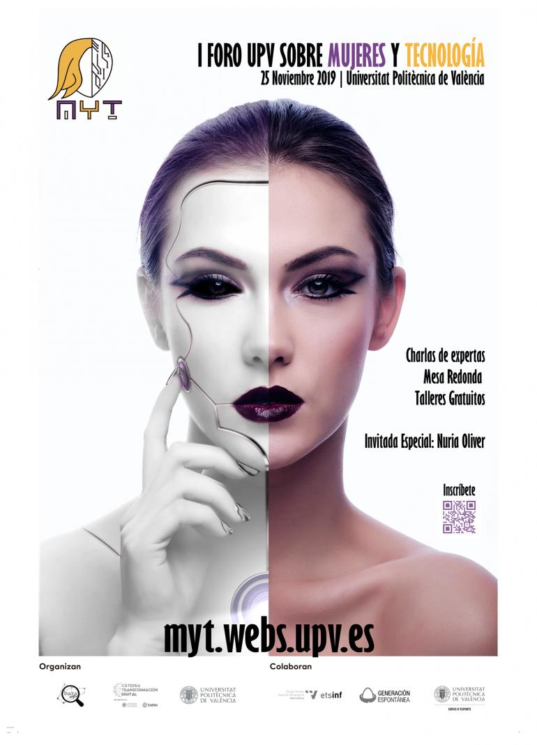 MYT 2019: I Foro UPV sobre Mujeres y Tecnología