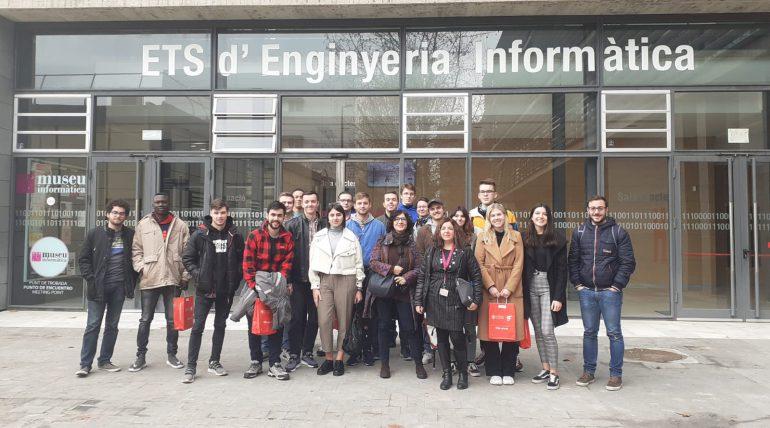 (Español) Bienvenida a los nuevos estudiantes de intercambio académico