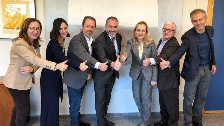 Prorrogada l'Aula ROCHE UPV de Bioinformática per a la Medicina Personalitzada