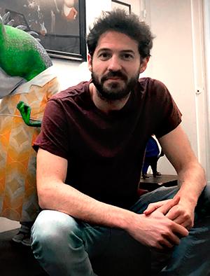 (Español) Fabio Carmona: de ETSINF a animar a los Minions