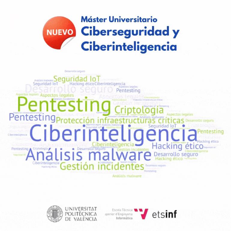 (Español) Nuevo Máster en Ciberseguridad y Ciberinteligencia   MUCC