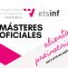 (Español) Abierta preinscripción Fase B a másteres oficiales de ETSINF del 2 al 10 de septiembre