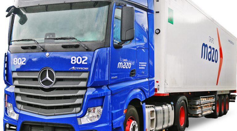 Conveni de col·laboració amb Grup Mazo, una de les empreses de transport més importants del país amb seu a Alzira