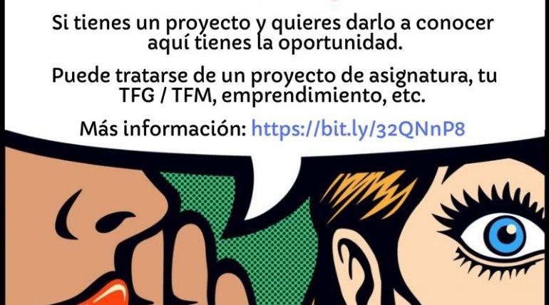 La Feria de Proyectos 2020 se desarrollará el 17 de diciembre en formato online