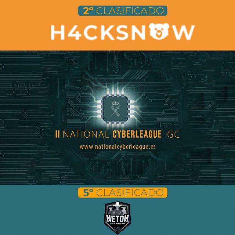 L'equip NetOn de Generació Espontània queda cinqué en la final de la National CyberLeague de la Guàrdia Civil