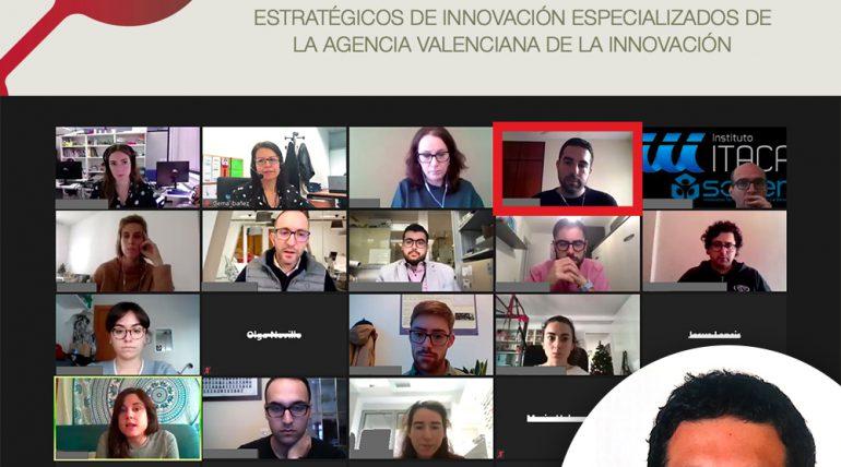 Víctor Yeste, menció honorífica en el Premi al Potencial Emprenedor de Joves Investigadors 2020 de la RUVID