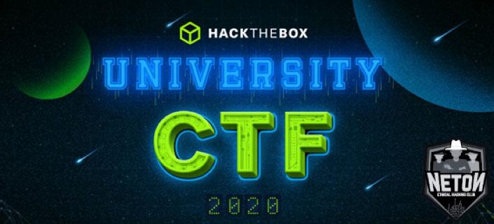 NetOn, en los primeros puestos de la competición Capture The Flag de Hack The Box #ciberseguridad