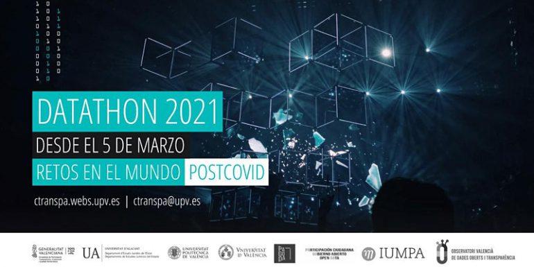 (Español) Datathon 2021: El papel de los datos abiertos ante los retos en un mundo Post-Covid