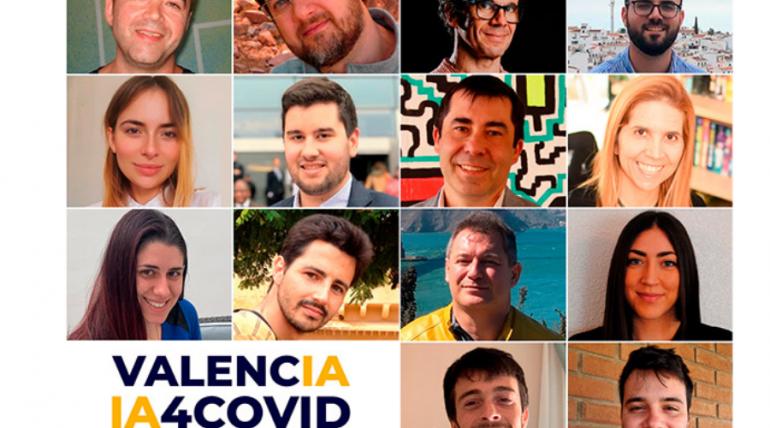 Ganadores del 500K Pandemic Response Challenge